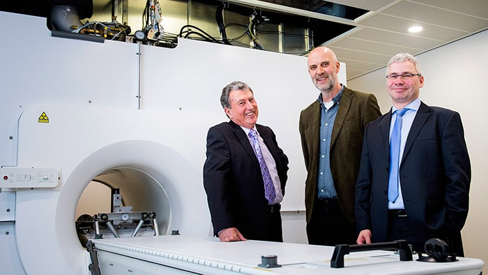 MR-LINAC image-guided radiotherapy