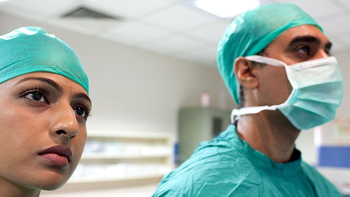 Intra-operative MR