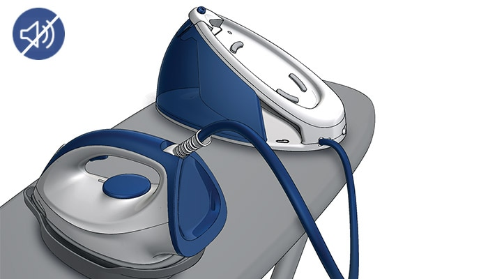 How To Descale Your Steam Generator Iron | Philips
