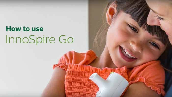 How to use InnoSpire Go nebuliser
