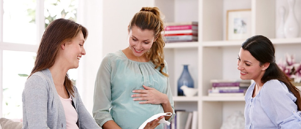 Philips AVENT - Nesting and preparing for your baby