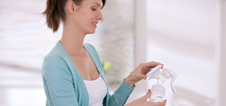 Philips AVENT - Advice for breastfeeding