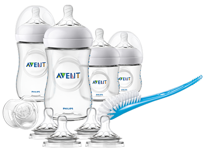 Philips Avent Baby bottle sets