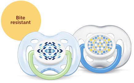 Philips Avent freeflow pacifiers 0 to 18 months