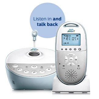 Philips Avent Audio Baby Monitor