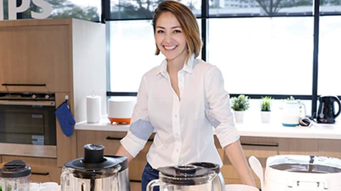 A Pop-Up Kitchen With Celebrity Chef Angela May