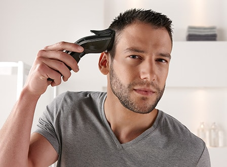 Hair clipper 5000: DualCut technology