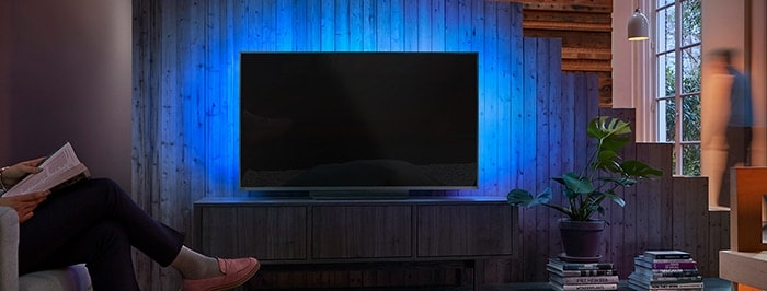 Philips TV lounge mode