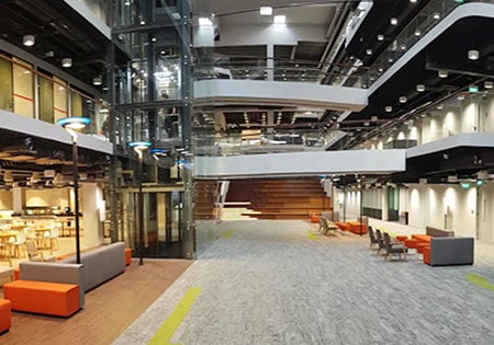 Tour the new Philips ASEAN Pacific headquarters