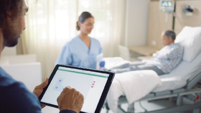 Transitioning Indonesia to digital healthcare