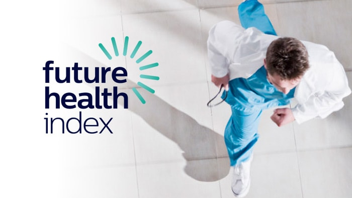 Philips released results from its second annual Future Health Index study