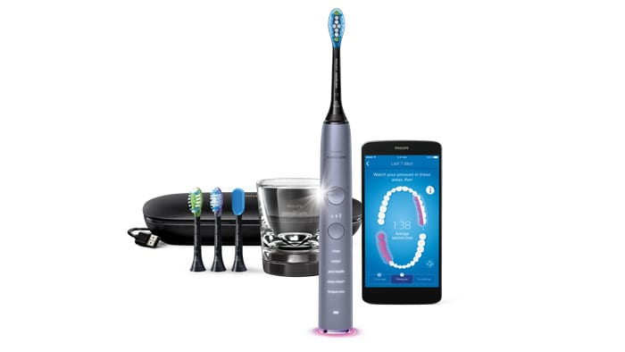 Philips Sonicare DiamondClean Smart Sonic electric toothbrush