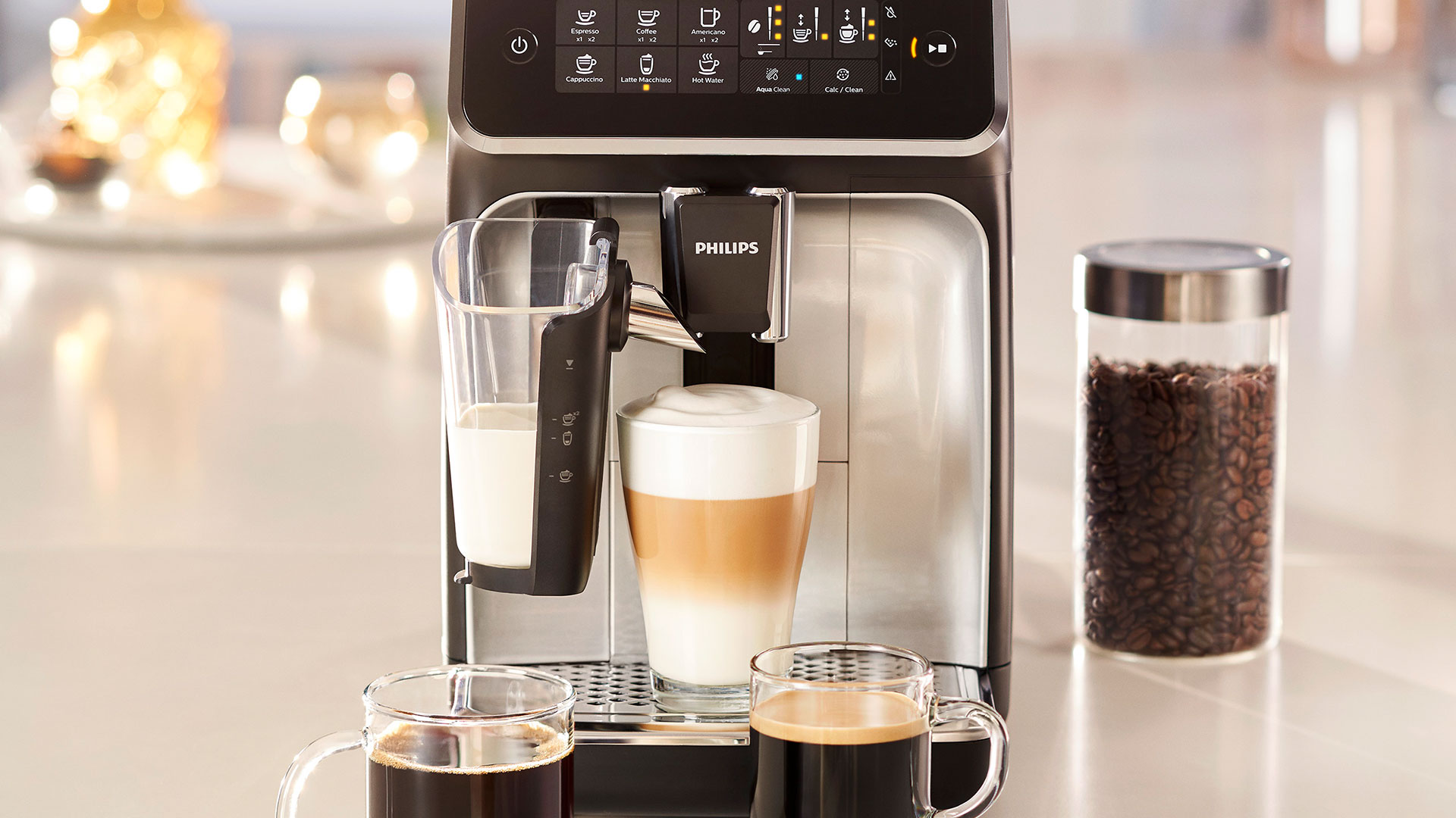 "Philips launches latest range of coffee machines with ""House of Coffee"" experience to provide consumers fresher, fuss-free café style experience at home"